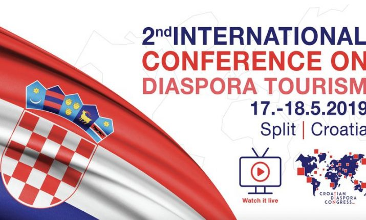 VIDEO: 2nd International Conference on Diaspora Tourism introduction