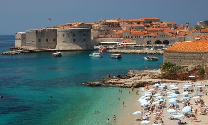 Dubrovnik No.1 on Europe's Most Instagrammable Destinations list