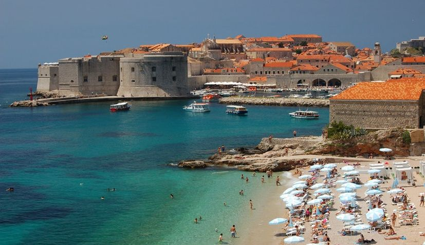 Best beaches in and around Dubrovnik