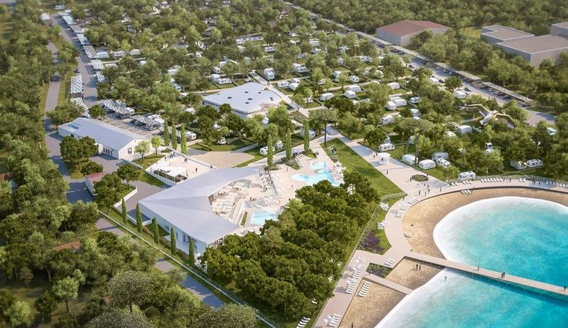New luxury 5-star camping site opening in Zadar in June