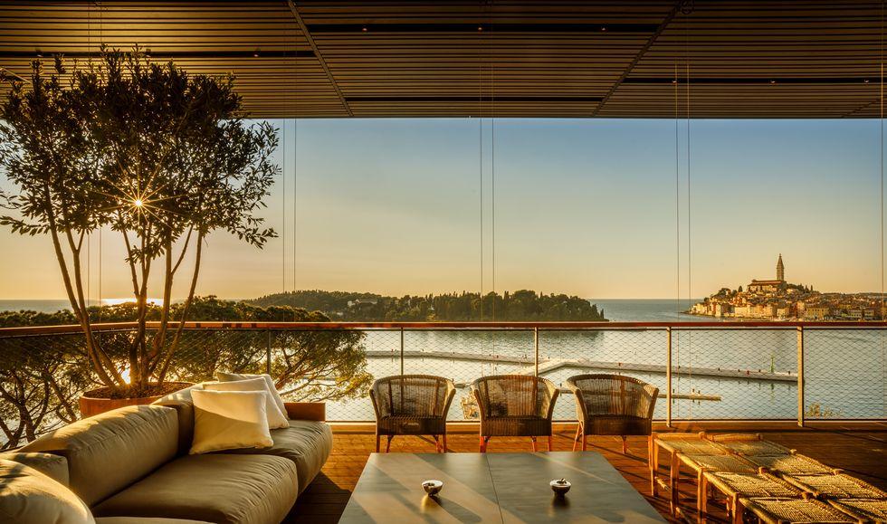 Photos Luxury 5 Star Grand Park Hotel Opens In Rovinj