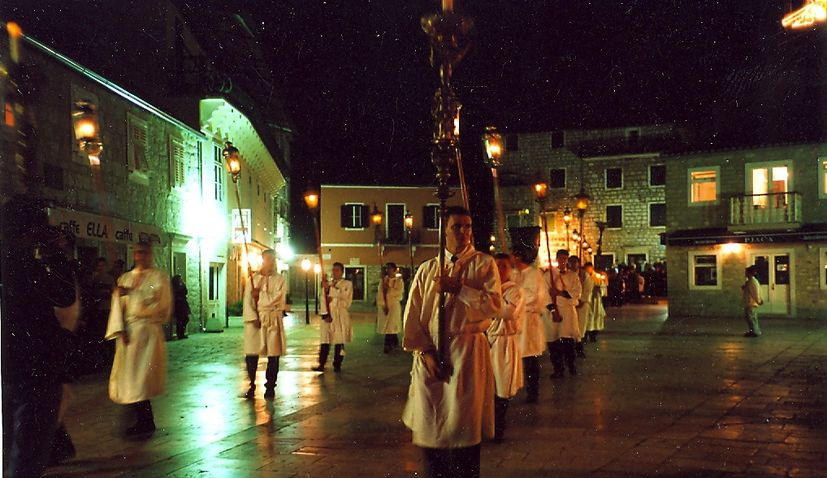 Hvar island ready to celebrate unique 500-year-old Easter tradition