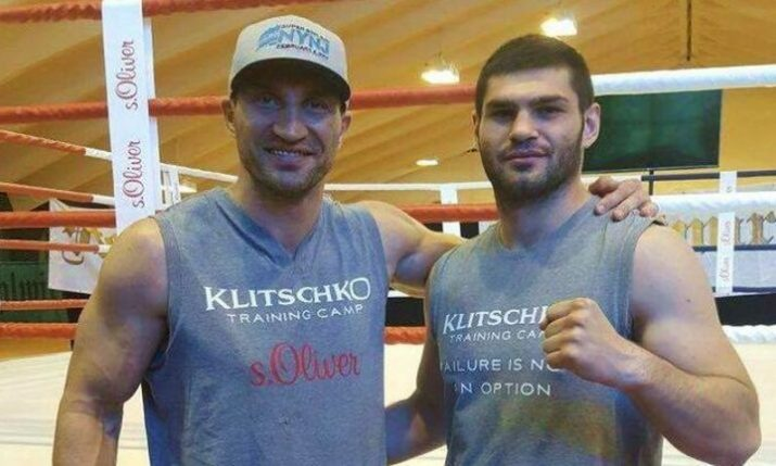 Klitschko believes Hrgović will become world boxing champ