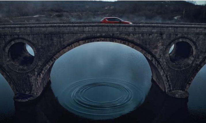 VIDEO Mazda film TV commercial for new model in Croatia