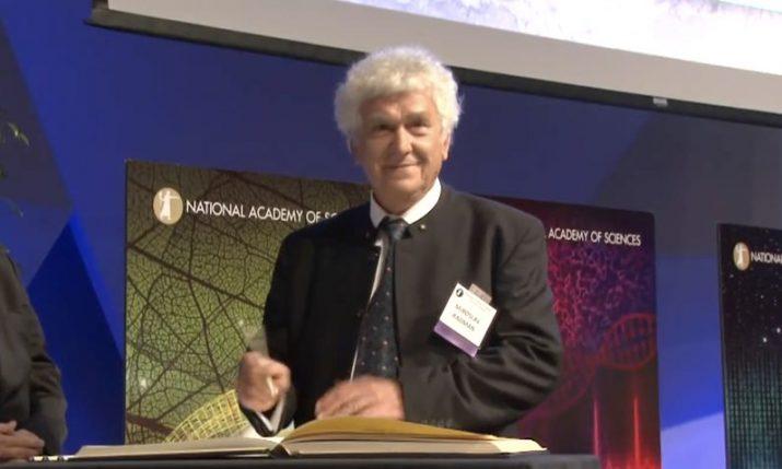 Croatian scientist Miroslav Radman receives French Legion of Honour: 'In Croatia 50,000 die each year, why would 300 COVID deaths be more important?'