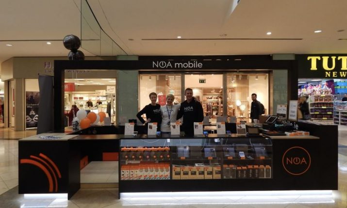 Croatian brand NOA opens first store in Ireland