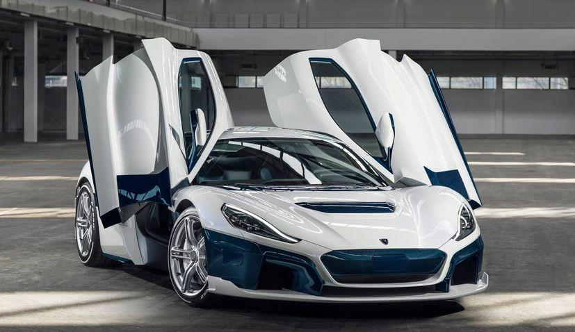 Former Formula One World Champion buys Rimac's C_Two hypercar