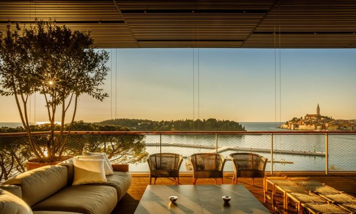 PHOTOS: Luxury 5-star Grand Park Hotel opens in Rovinj