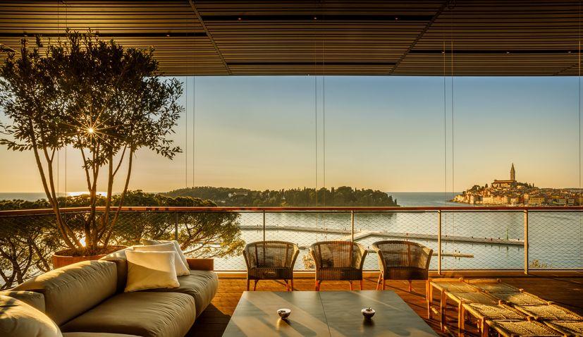 PHOTOS: Luxury 5-star Grand Park Hotel opens in Rovinj