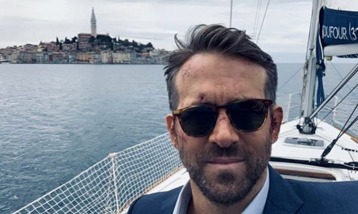 Ryan Reynolds: 'I recommend Croatia, I love this place'
