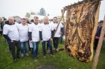 PHOTO: World's largest slanina made in Croatia