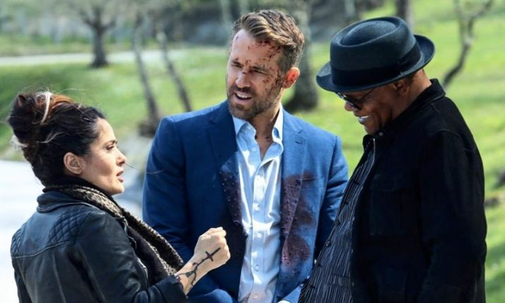 Filming for 'The Hitman's Wife's Bodyguard' moves to Rijeka