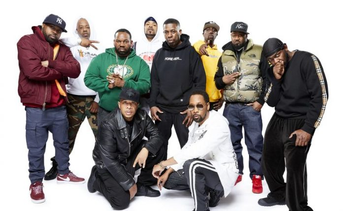 Wu-Tang Clan to headline Croatia's Sea Star Festival