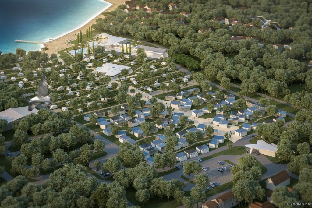 New luxury 5-star camping site opening in Zadar in June ... on