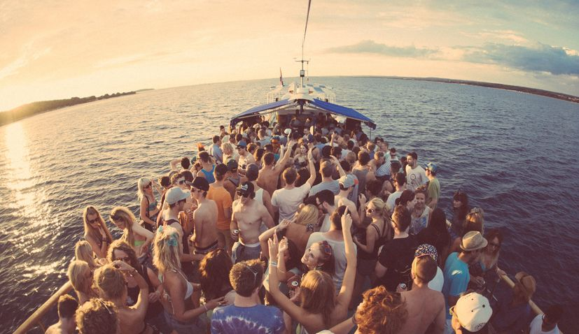 Dimensions Festival announces boat party line for final year at Fort Punta Christo