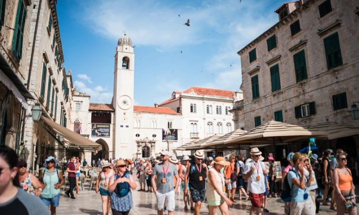 Croatia generates €9.4 billion in foreign tourism revenue after Q3