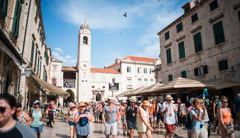 Croatia generates €9.4 billion in foreign tourism revenue after Q3