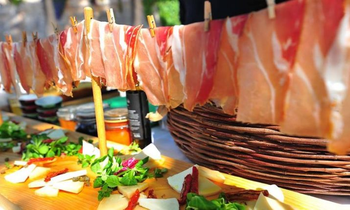 'Korčulanske Pjatance' spring food & wine festival on Korčula island from 26-30 April