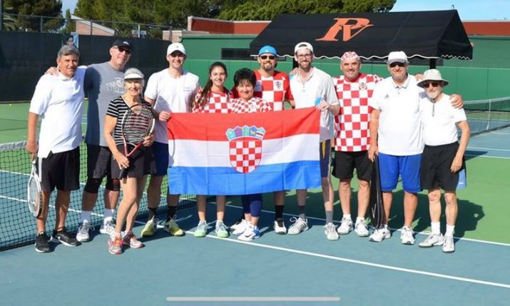 PHOTOS: 51st Croatian Tennis Tournament held in Los Angeles