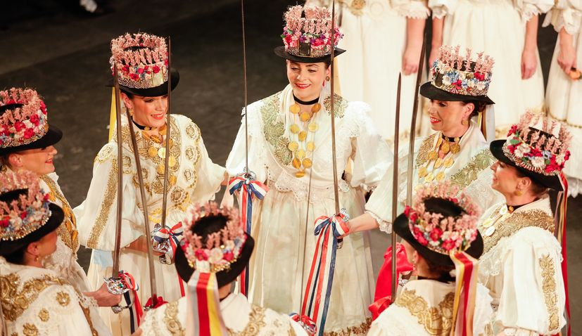 Croatian folk group LADO celebrating 70th anniversary with show in Zadar