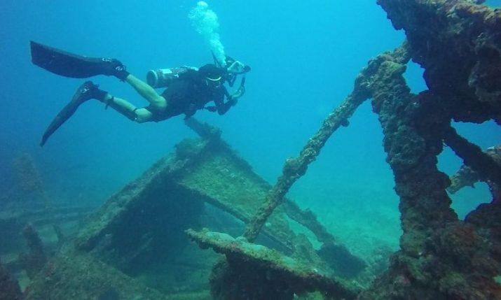 1st century AD shipwreck found off Croatia's Molat island