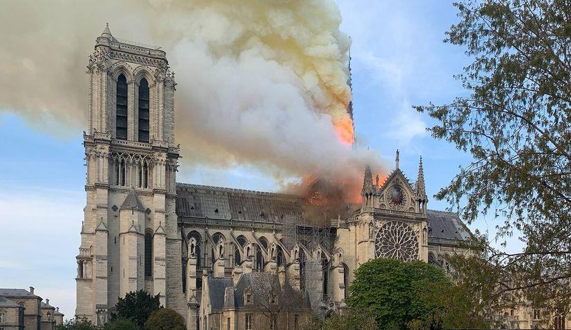 Croatian stone masonry school offers help in Notre-Dame restoration