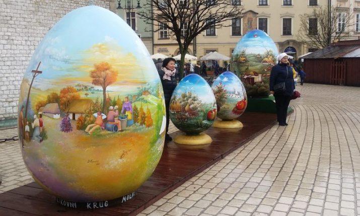 PHOTOS: Croatian Day at the Easter Fair in Krakow, Poland