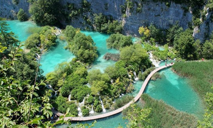 Plitvice Lakes celebrating 70th birthday with discounted entry prices