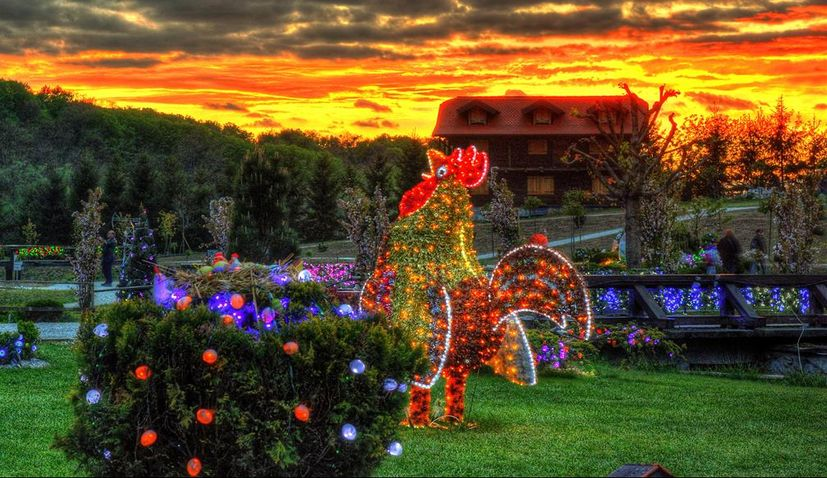 SalajLand's magical Easter Park in Central Croatia opening this week