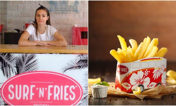Croatian fast food chain Surf'n'Fries opens first outlet in Georgia