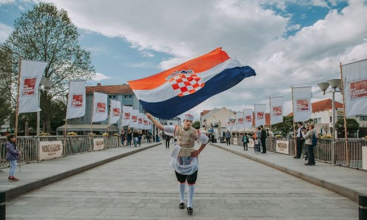 PHOTOS: Best of Croatian cultural heritage festival in Vukovar