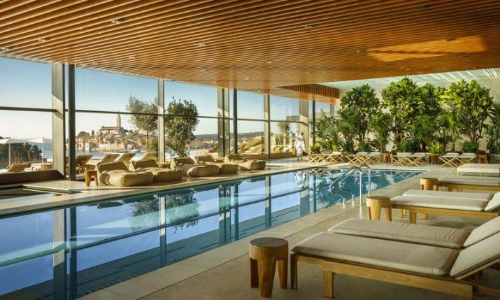 Pelinkovac, olive oil & hemp spa treatments: Albaro Wellness & Spa opens at Grand Park Hotel Rovinj