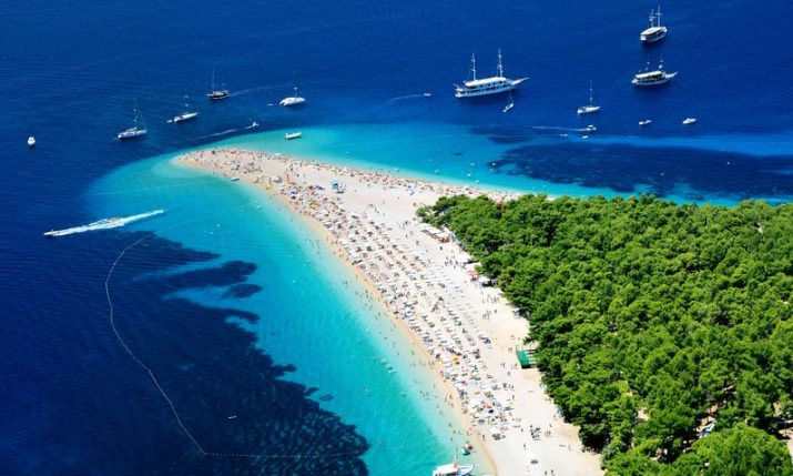 Zlatni rat voted No.1 beach in the world