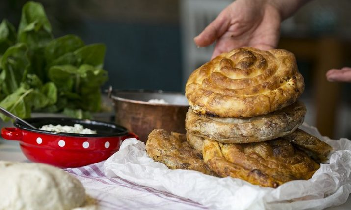 Happy International Burek Day– a look back at a slice of history