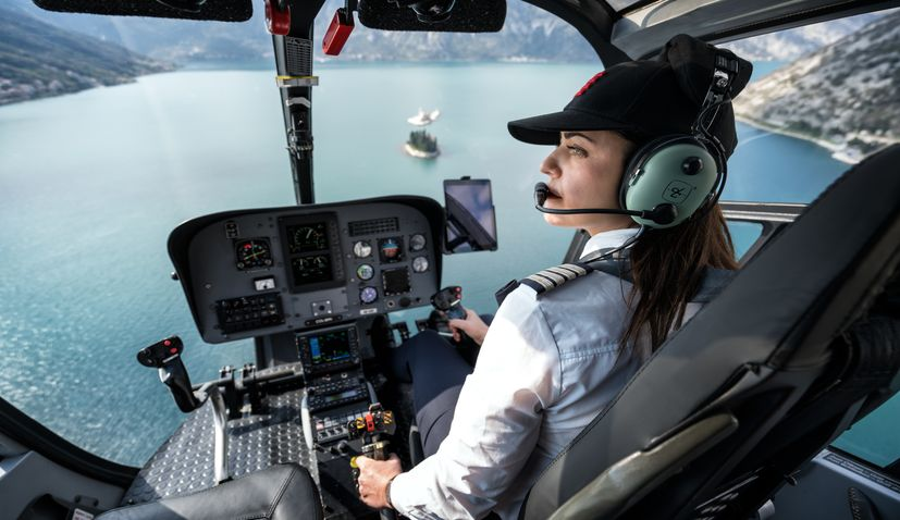 New helicopter service launching in Croatia