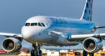 Croatia Airlines welcomes 40 millionth passenger