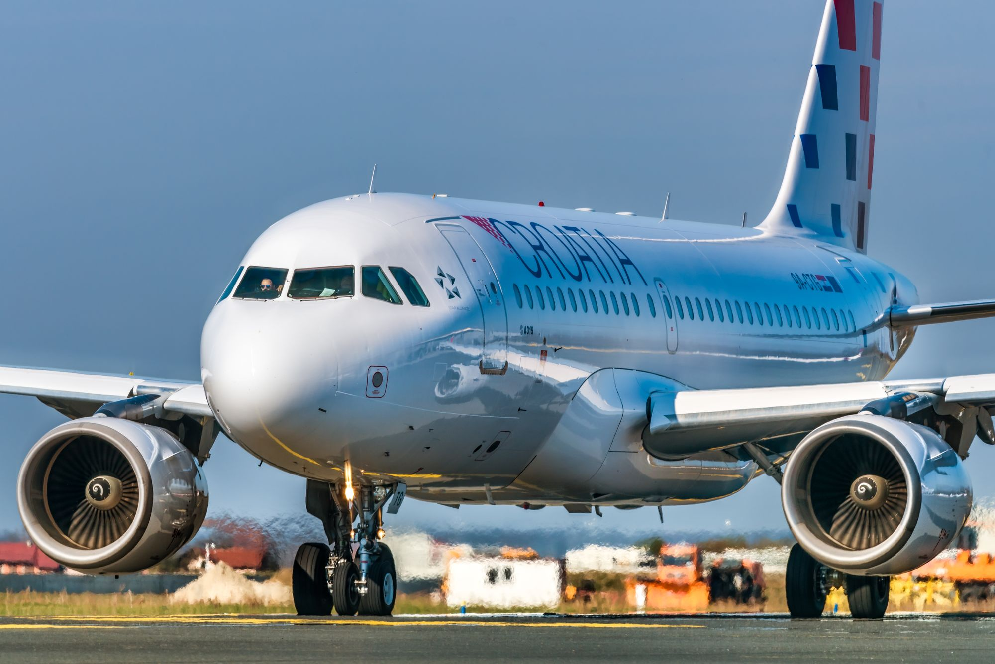 PHOTOS: Croatia Airlines connect Dublin and Zagreb again