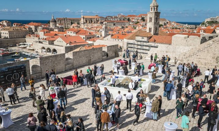 Game of Thrones season finale screening at King's Landing in Dubrovnik