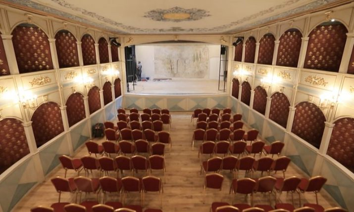 VIDEO: Hvar Theatre, the oldest public theatre in Europe reopens