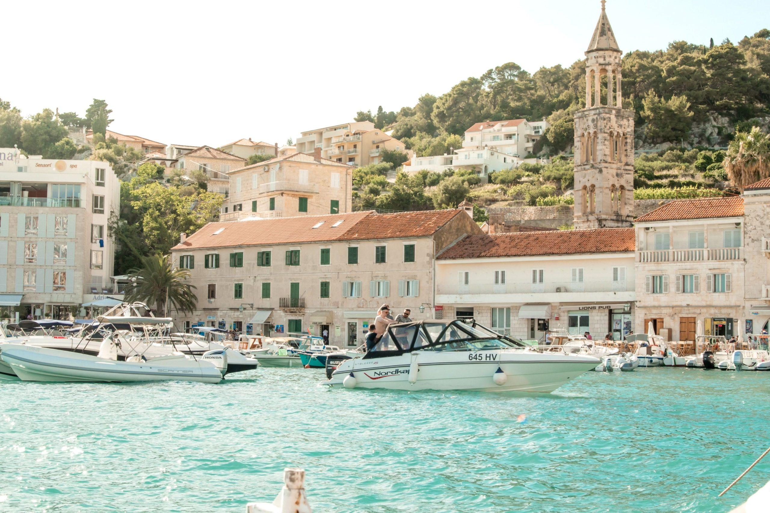 Hvar voted No.1 island in Europe in Condé Nast Traveler Readers' Choice Awards Hvar-pickapp-taxi