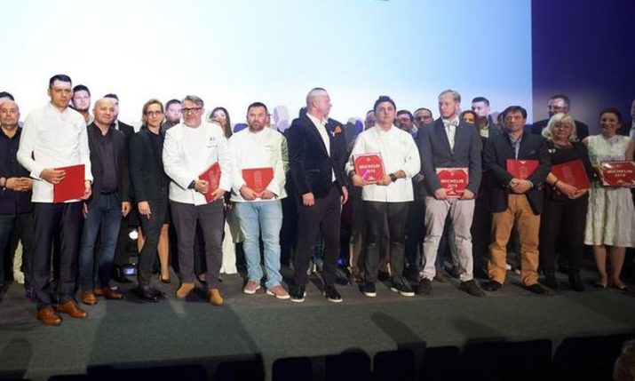 Croatian restaurants receive 2019 Michelin star plaques