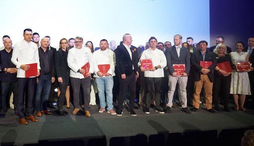 Croatian restaurants receive 2019 Michelin star plaques