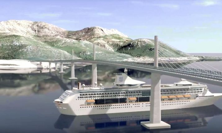 VIDEO: 3D visualisation of Pelješac bridge & roads released