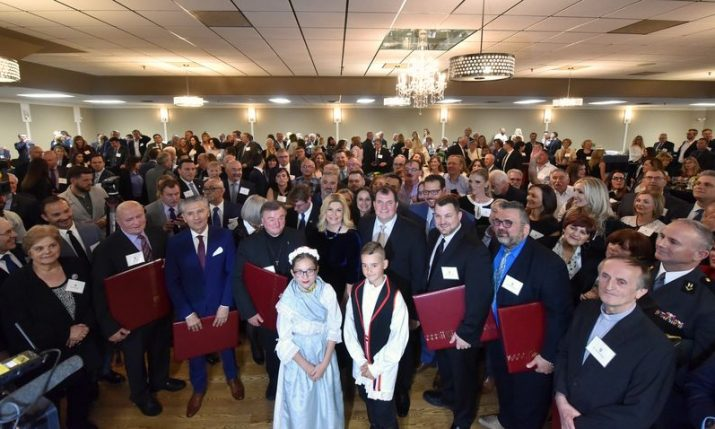 President meets with Croatian Community in Calgary