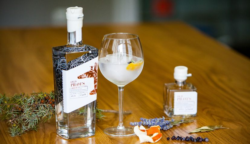 Croatian Old Pilot's Gin wins gold medal at San Francisco World Spirits Competition
