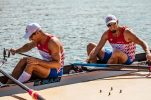Croatia's Sinković brothers win silver at World Rowing Cup