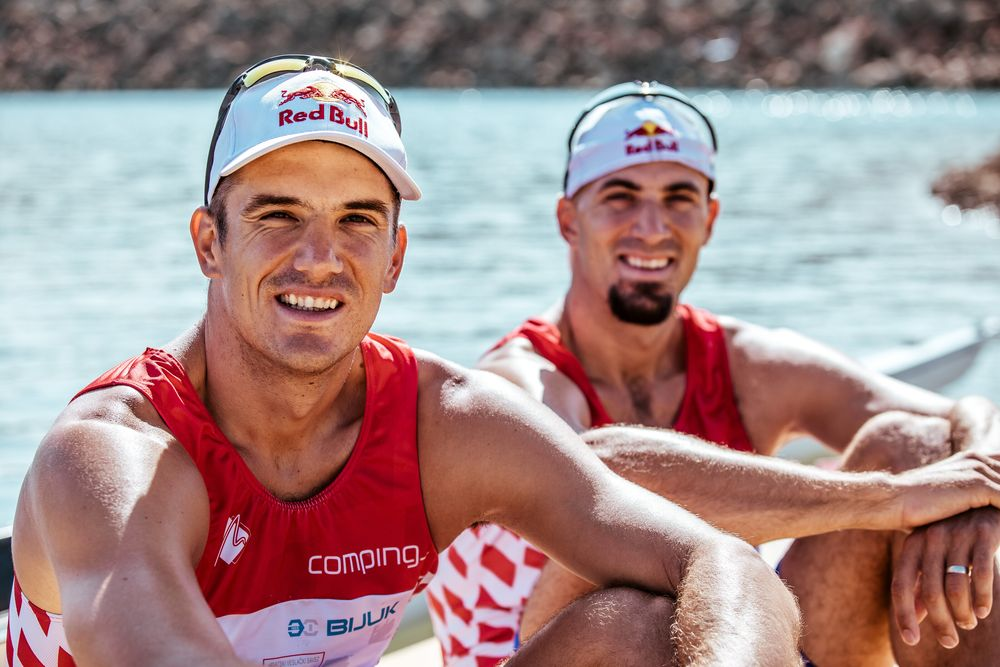 European Rowing Champs Sinkovic