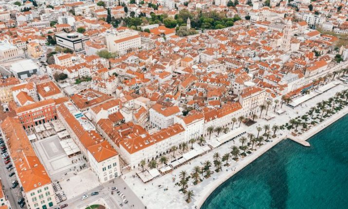 Split celebrates its biggest day of the year –  Feast of Sveti Duje