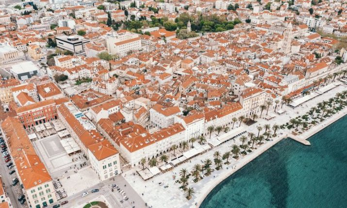 Tourist arrivals in Split at record high despite rental property owners claiming drop in demand