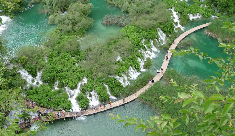 New ticket entry system introduced at Plitvice Lakes National Park